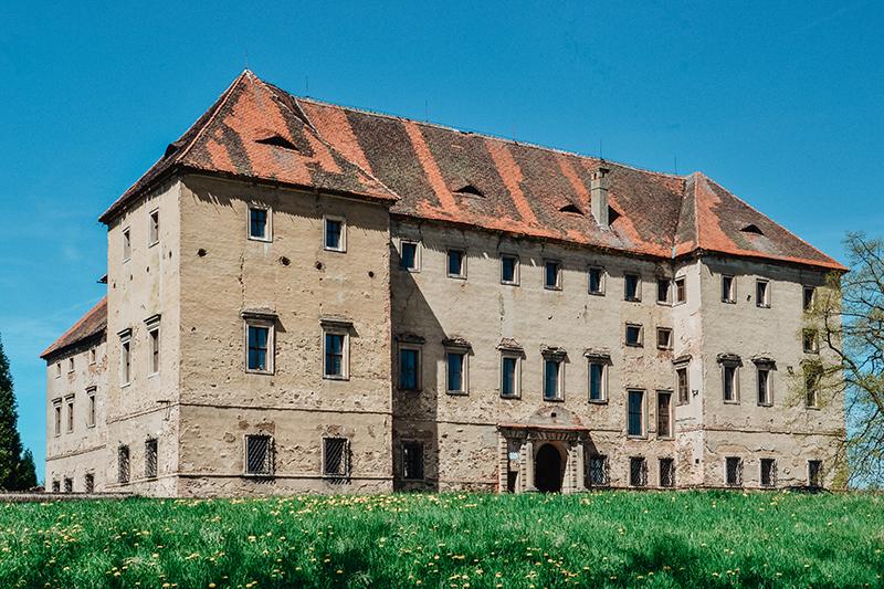 Legenda o zámku Kaceřov