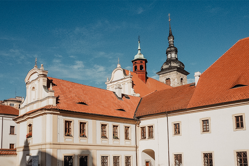 Bezhlavý františkán v Plzni