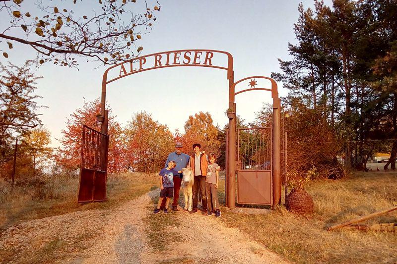 Alp Rieser Farma