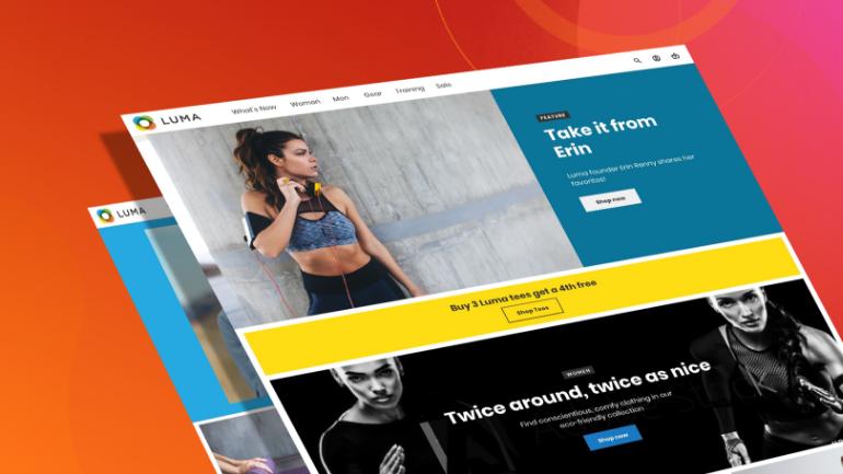 Magento Page Builder jetzt für Open Source verfügbar