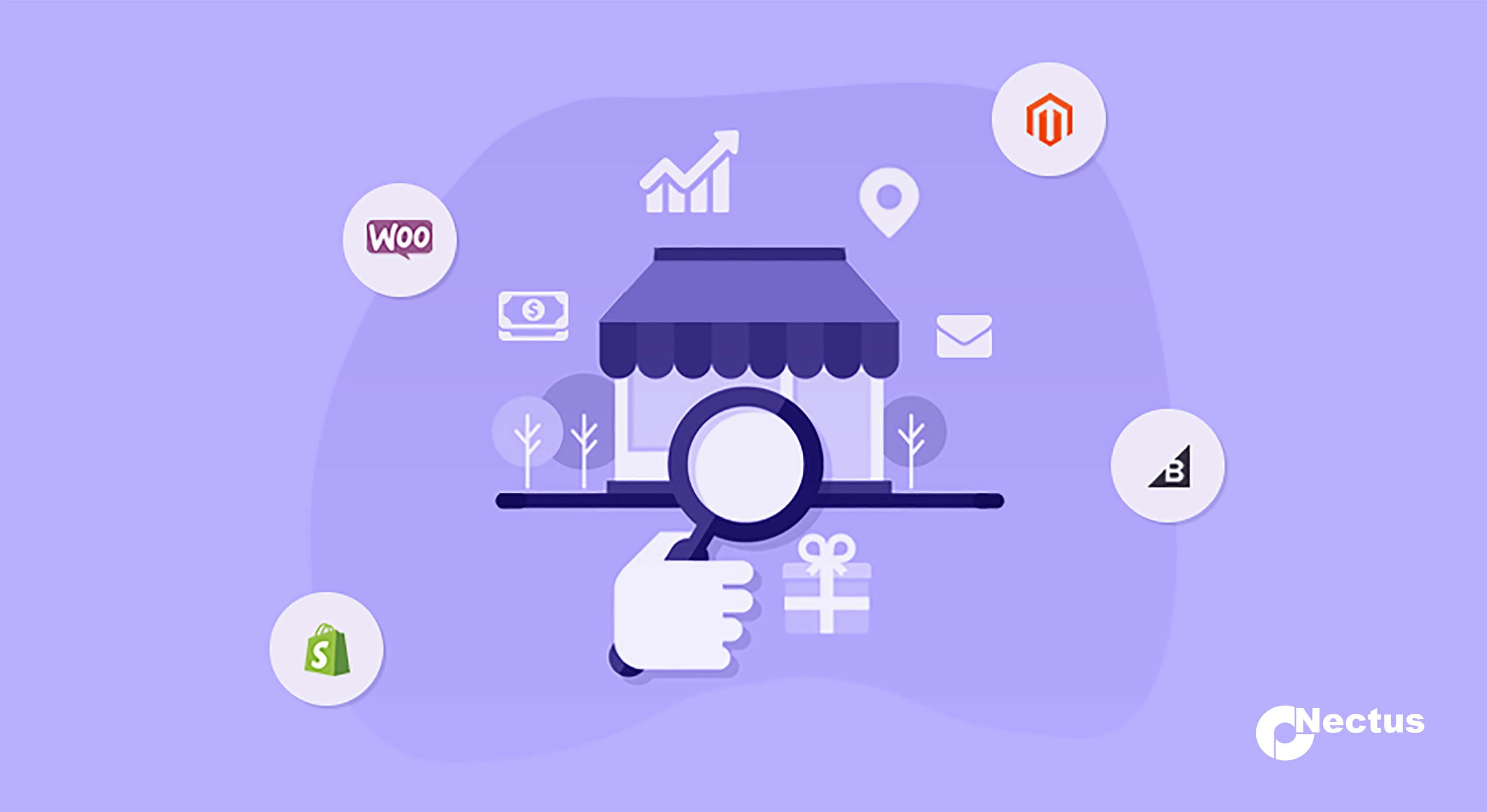 eCommerce-Plattformen: Welche ist die beste für Ihr Unternehmen?
