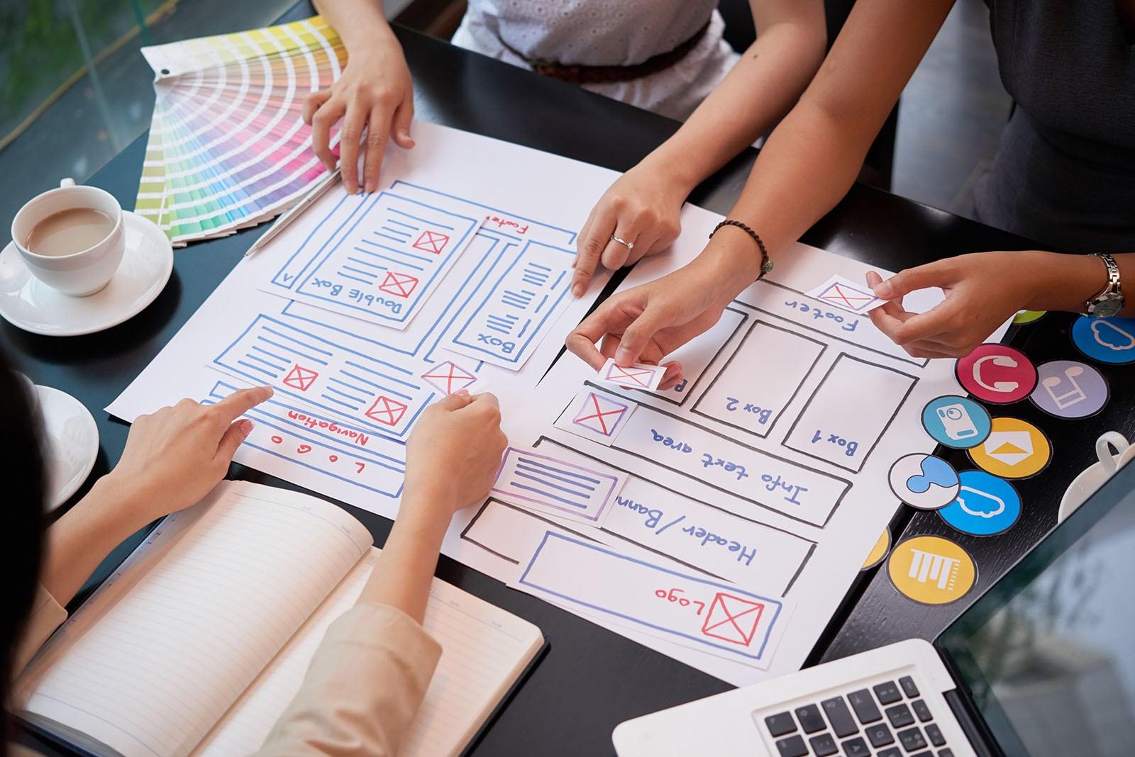 Unterschiede zwischen Service Design und Design Thinking
