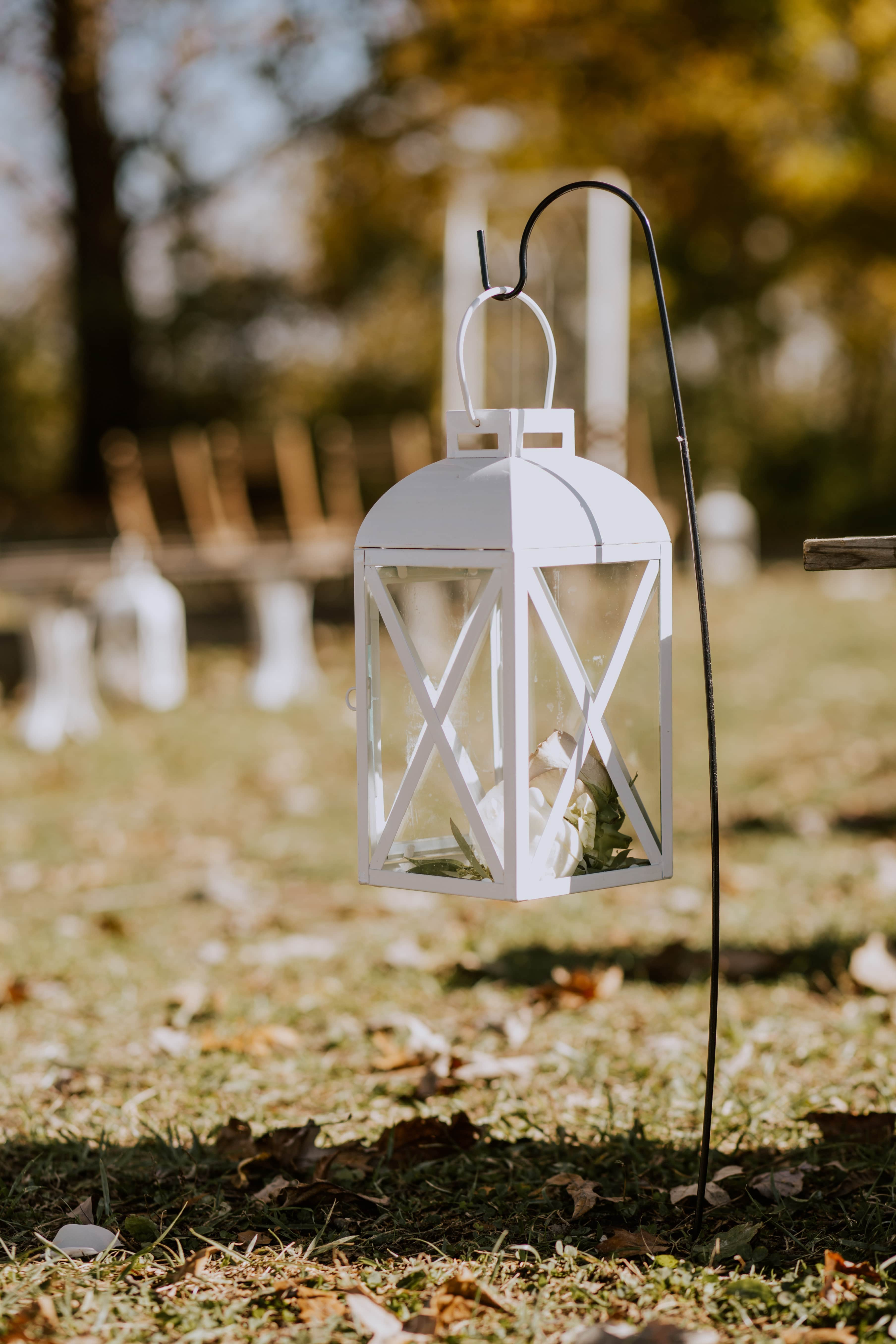 Outdoor Lamp Decoration