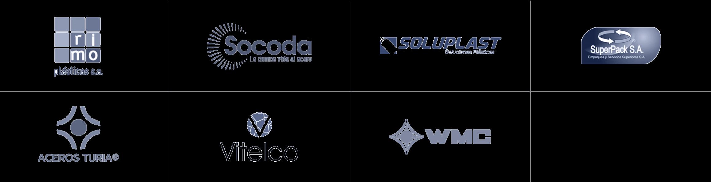 clientes dreamersoft alrededor del mundo