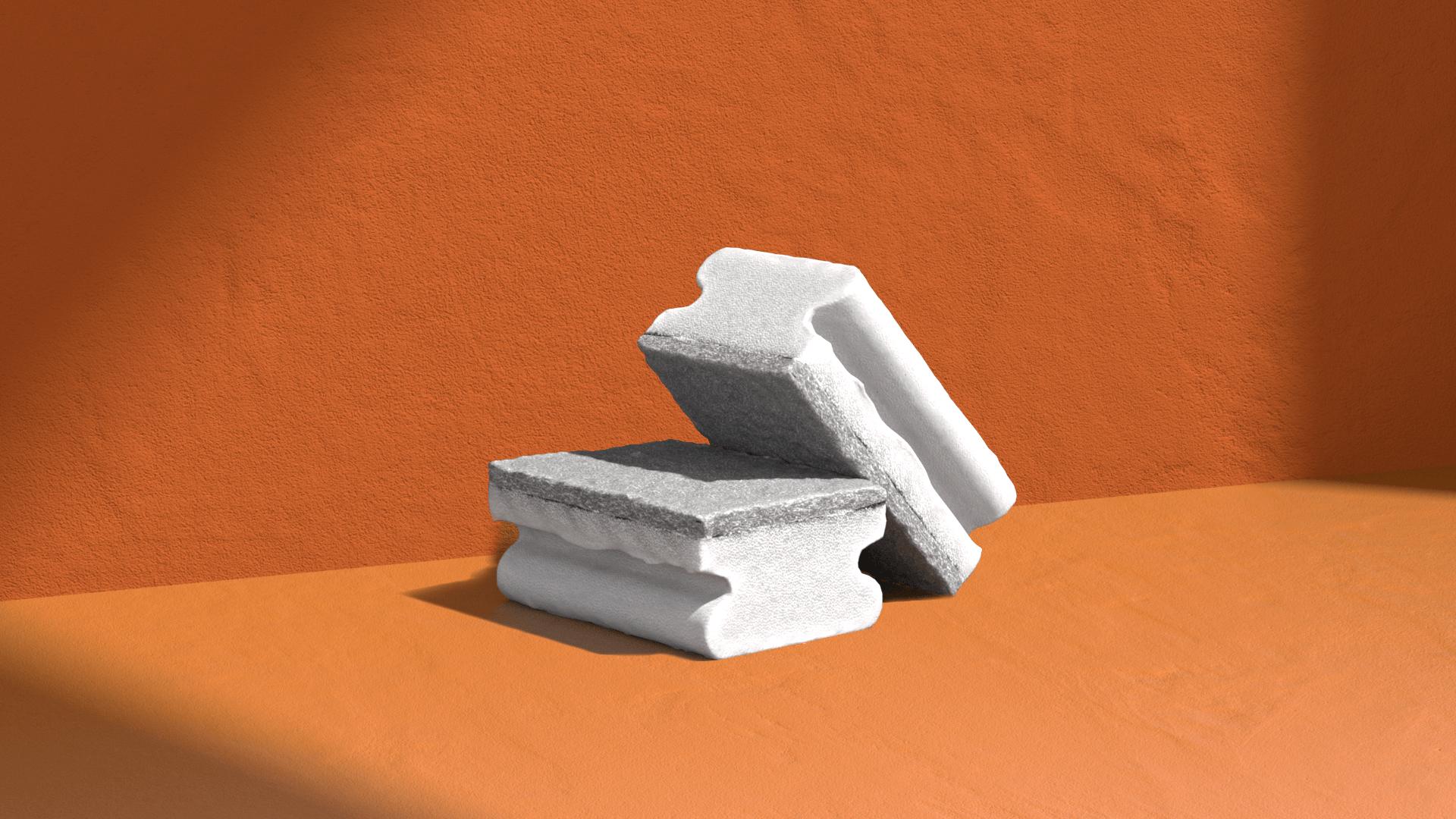 Plant Based Sponge