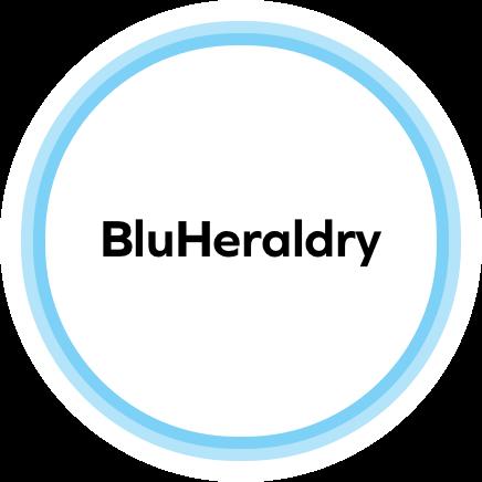 BluHeraldry component