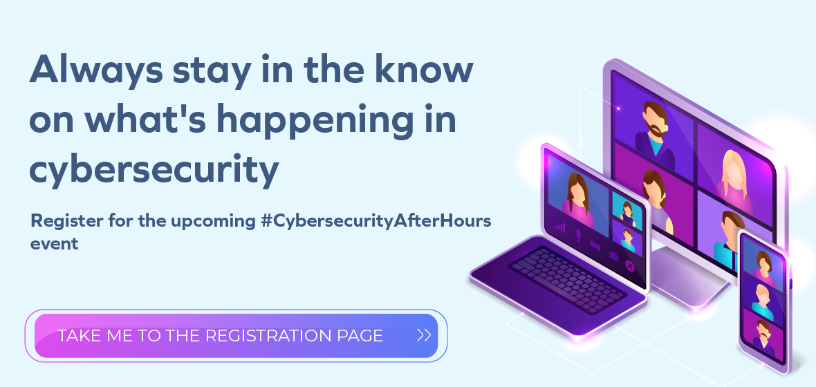 cybersecurity after hours banner