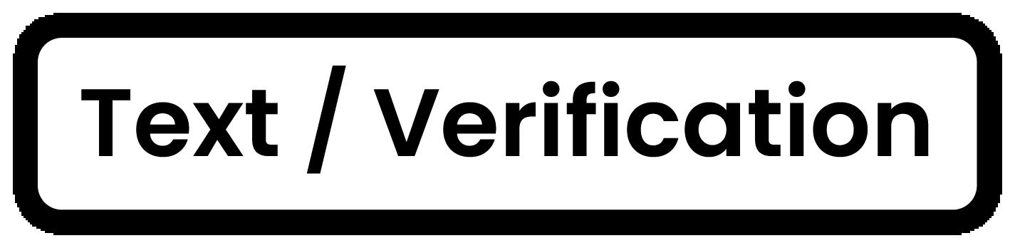 Development process label: Text/Verification