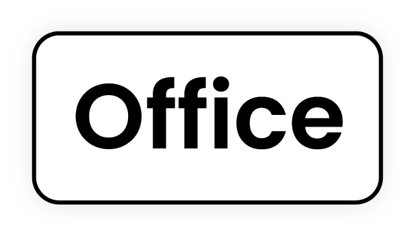 Development process label: Office