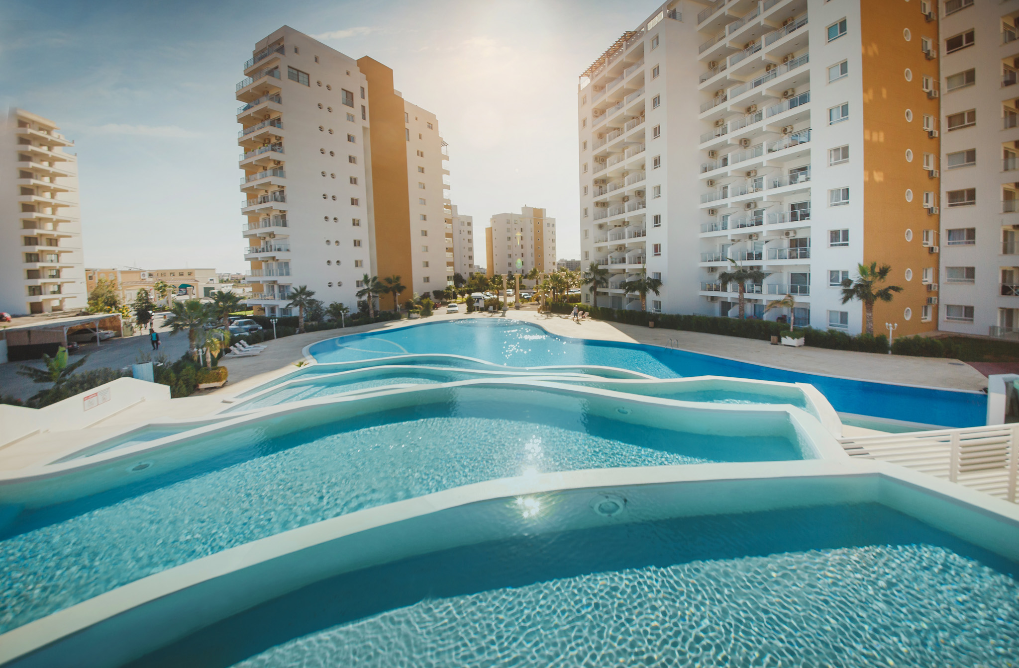 Caesar Resort -Cyprus. Investment Property