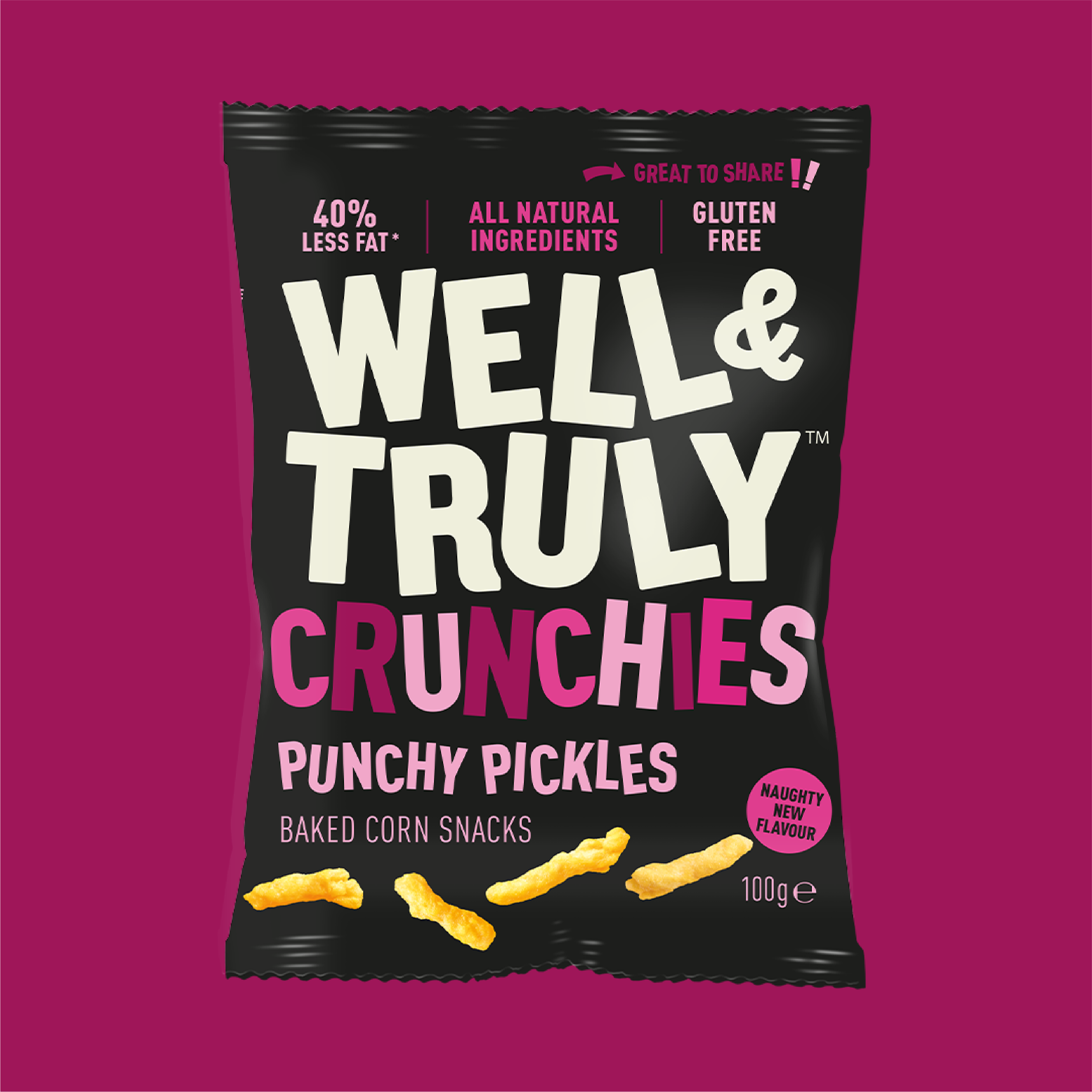 Well & Truly Flavour: Punchy Pickle