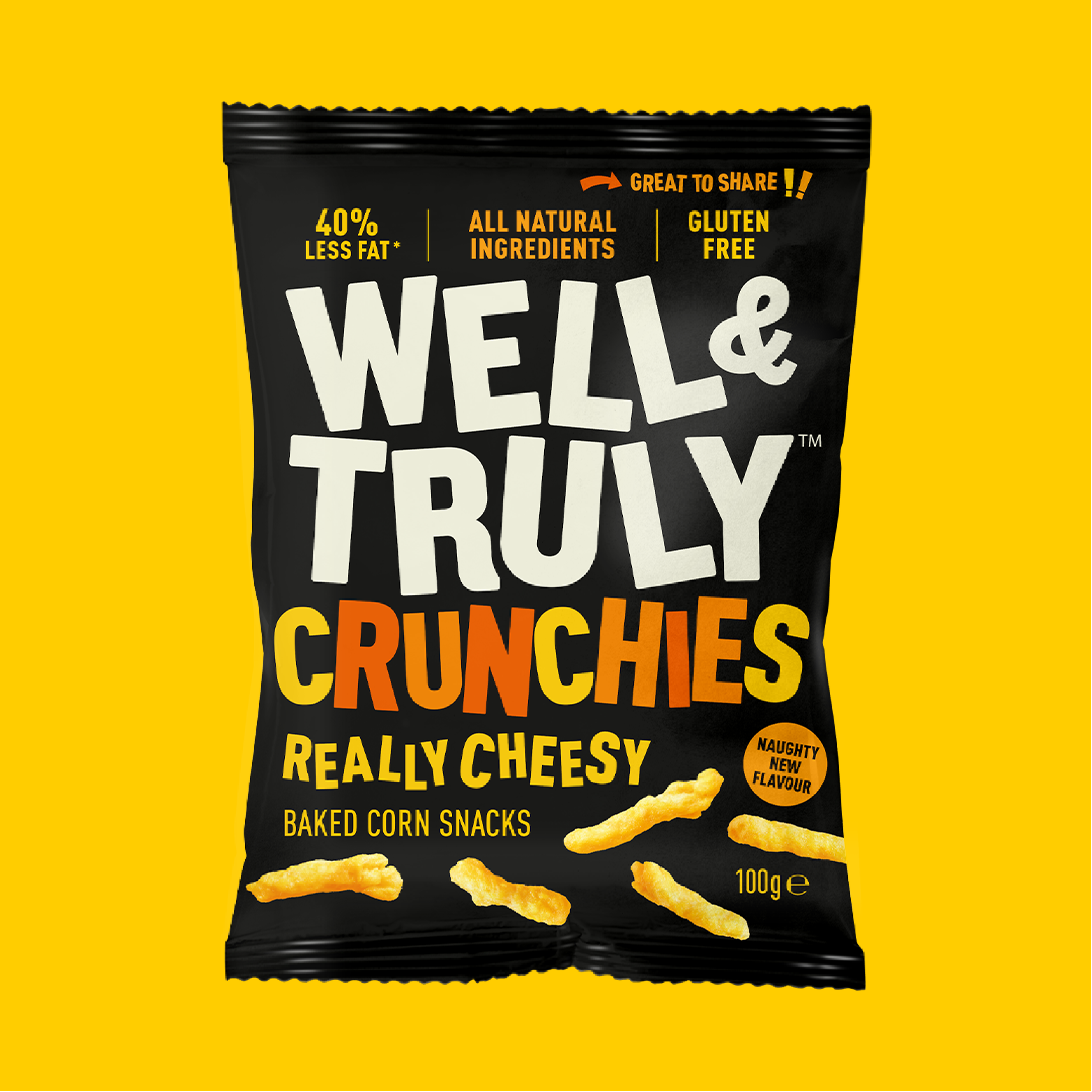 Well & Truly Flavour: Really Cheesy