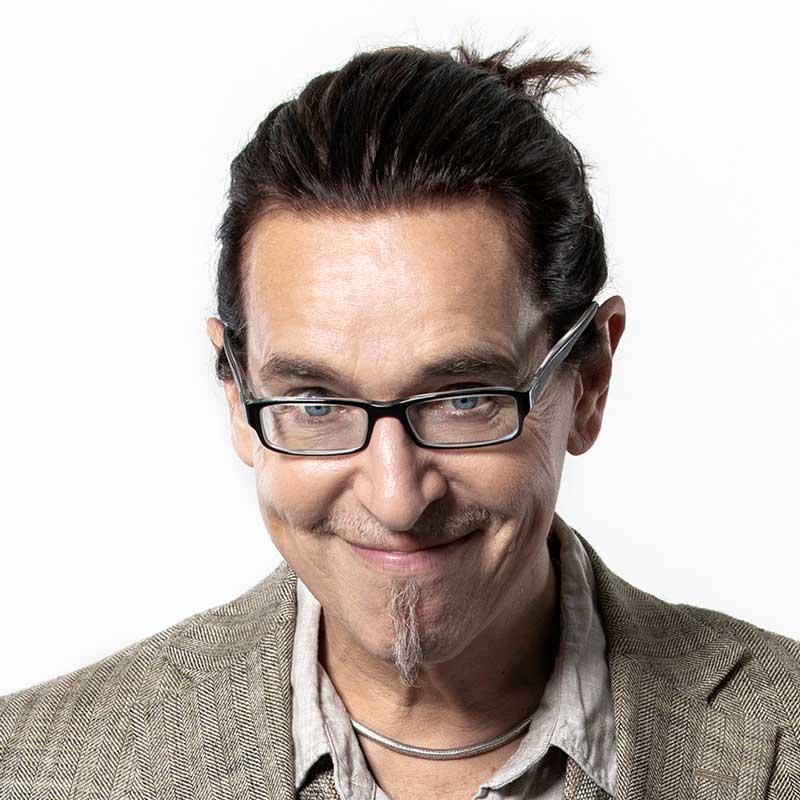 Comedian CHristian Chako Habekost