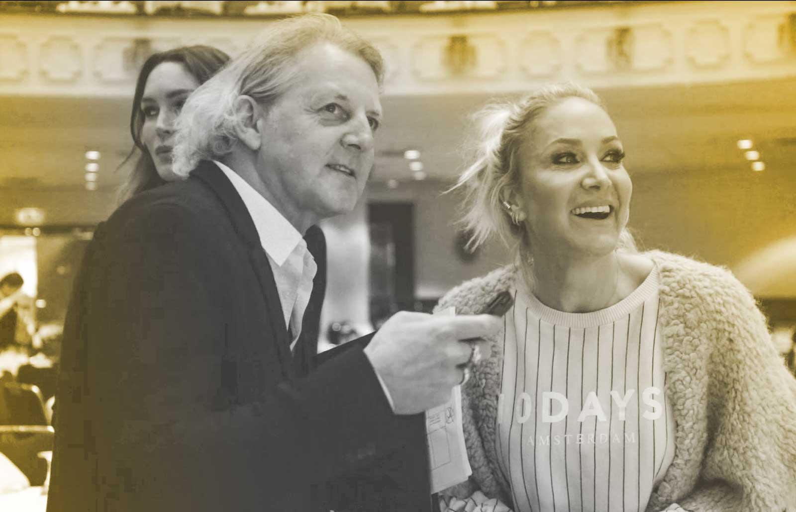 Thorsten Scheller Janine Kunze Event Blond Marketing