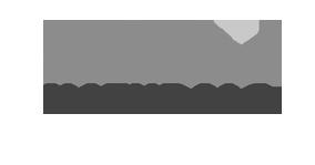 Zarbee's logo grayscale