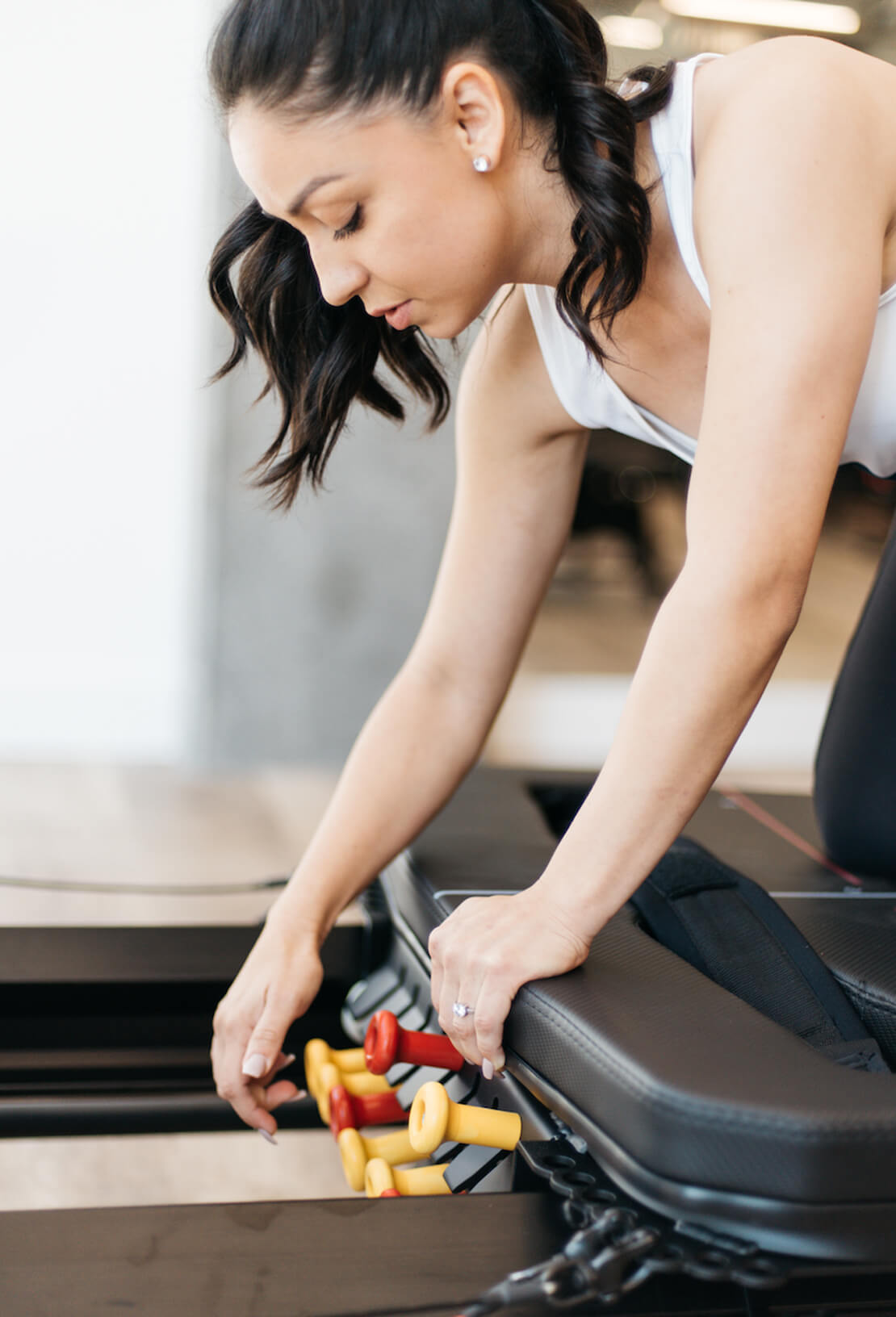 Lagree Fit 415 teaches Lagree fitness. Lagree Fitness is a high intensity, low impact, core, muscular strength, and muscular endurance workout adaptable to all fitness levels.