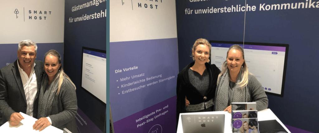 """Smart Host Impressionen der Messe """"Alles für den Gast"""""""