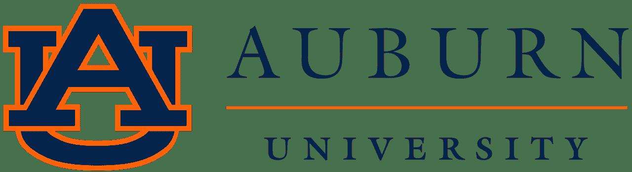 The Auburn University logo.