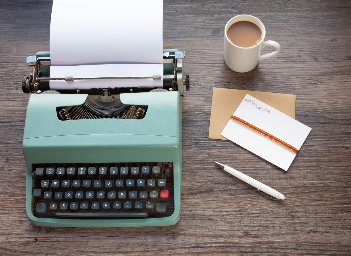 A type writer