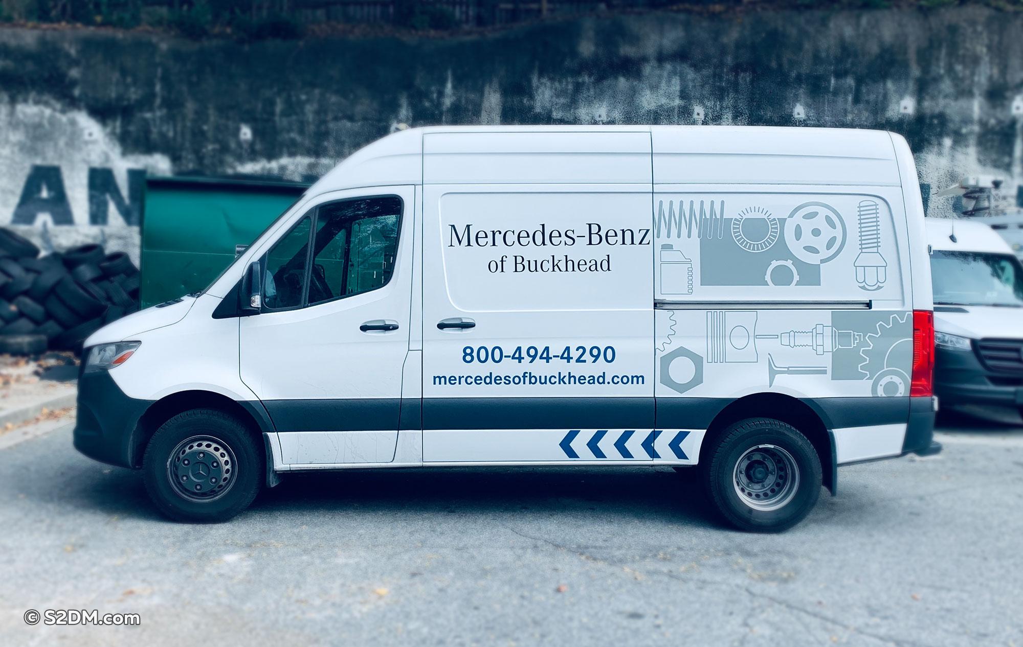 Sprinter Van Mercedes-Benz of Buckhead