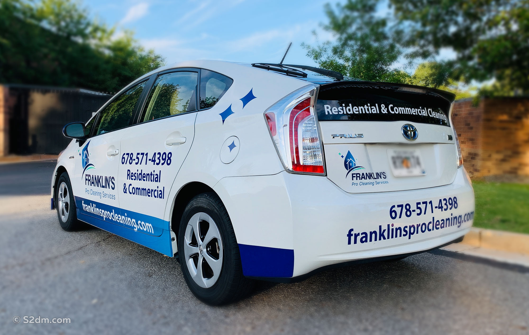 Franklins Pro Cleaning Services