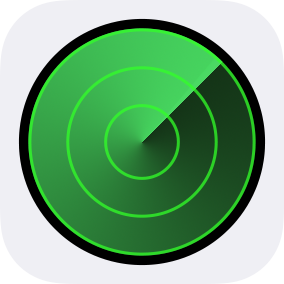 Apple Find My Icon