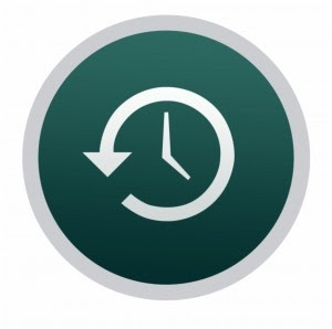 Apple Backup Symbol