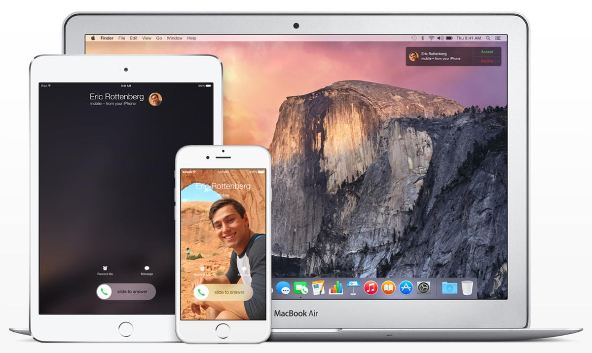 Handoff and Continuity: Compelling reasons for students to go all  Apple