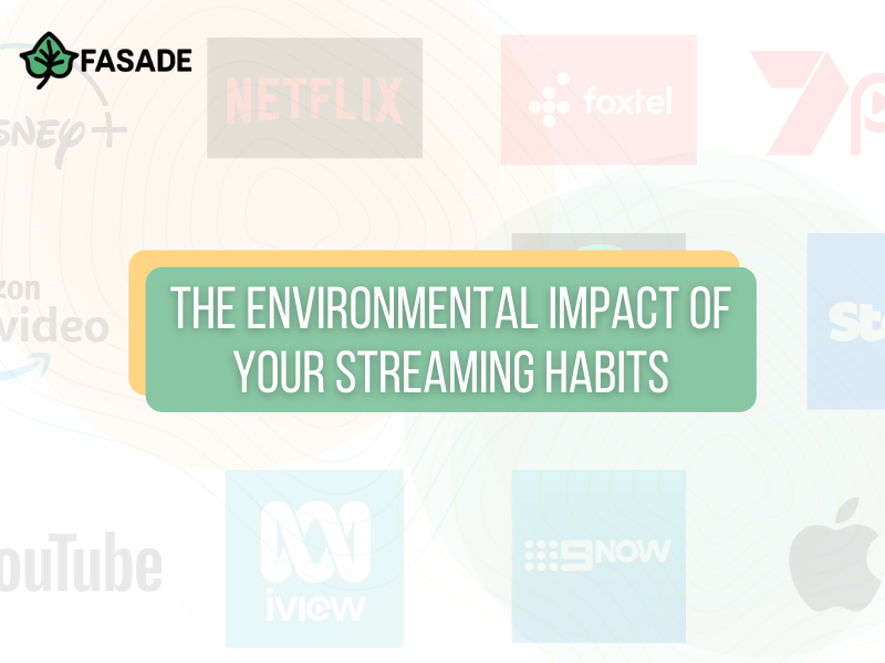 The Environmental Impact of Your Streaming Habits