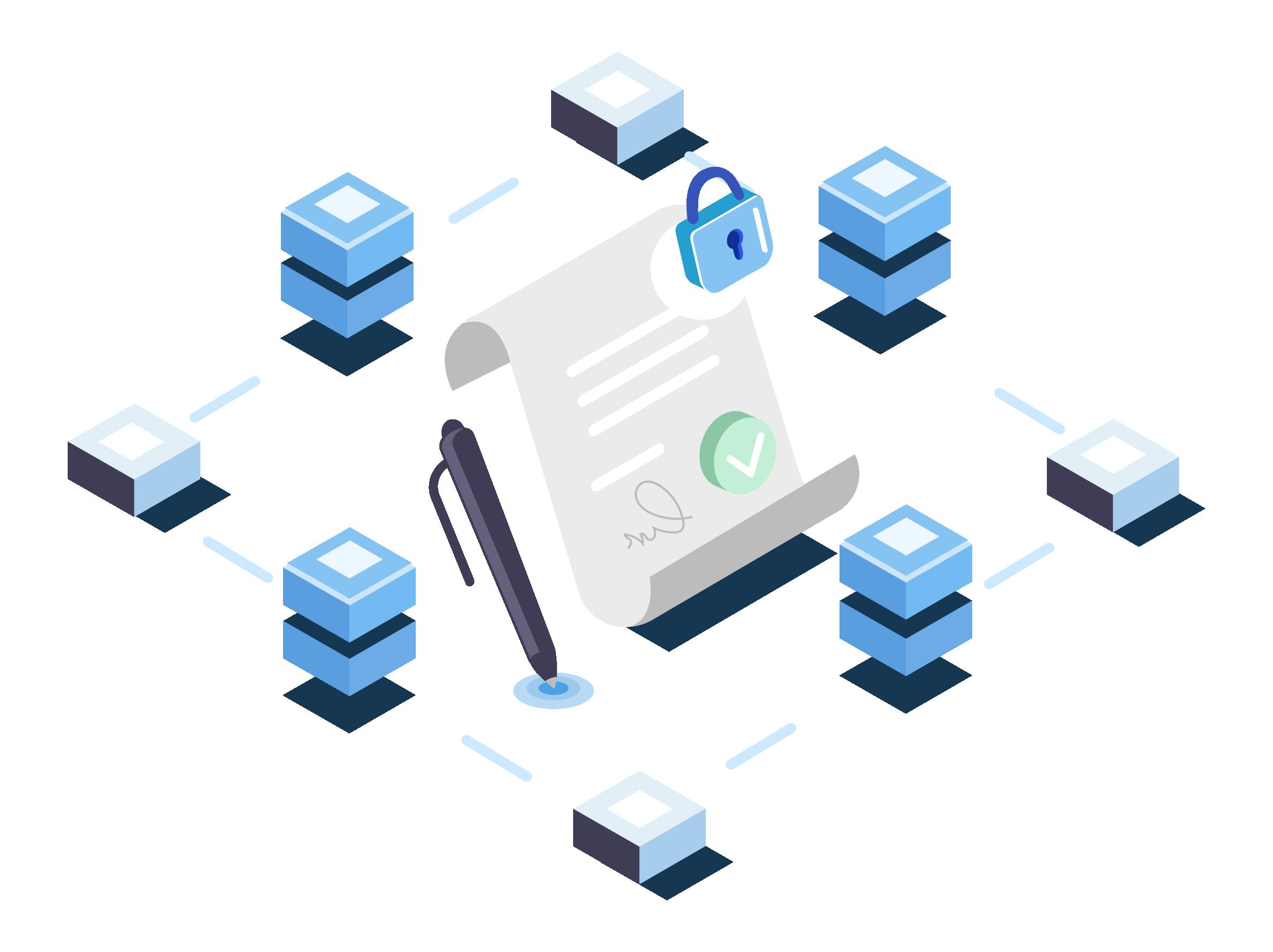 Monjuridique.infogreffe sécurité blockchain