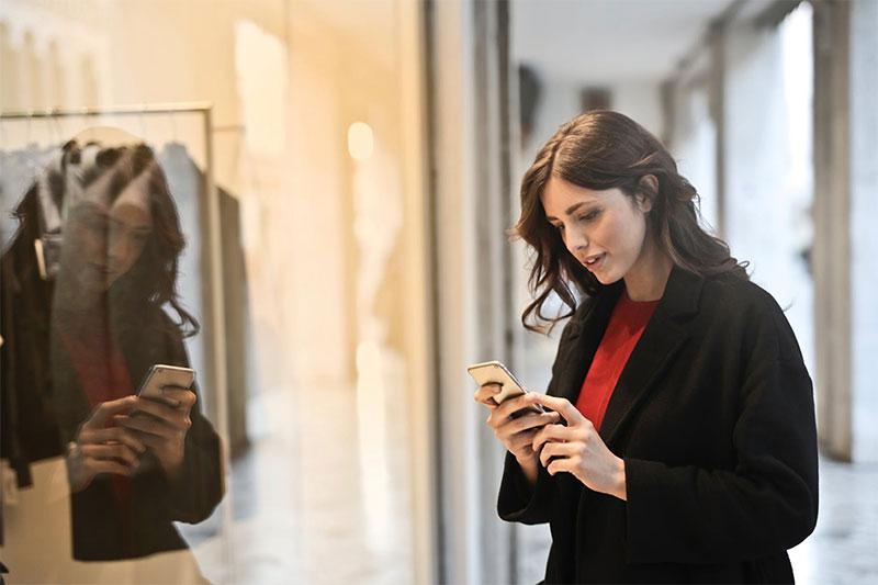 Comment votre mobile influence vos achats