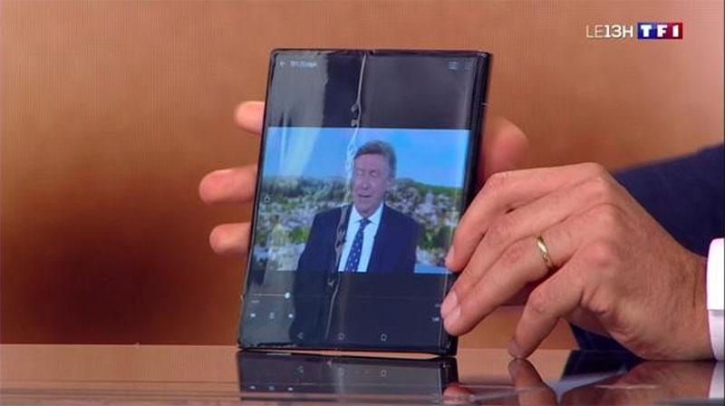Le smartphone pliable sera bientôt sur le marché