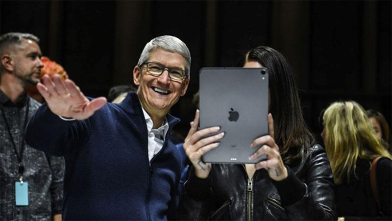 400 millions d'iPad en 10 ans pour Apple