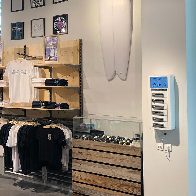 Borne Compact boutique