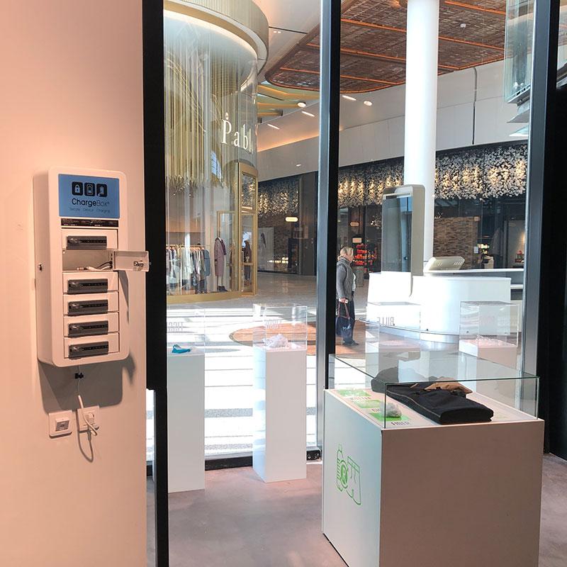Borne Compact centre commercial