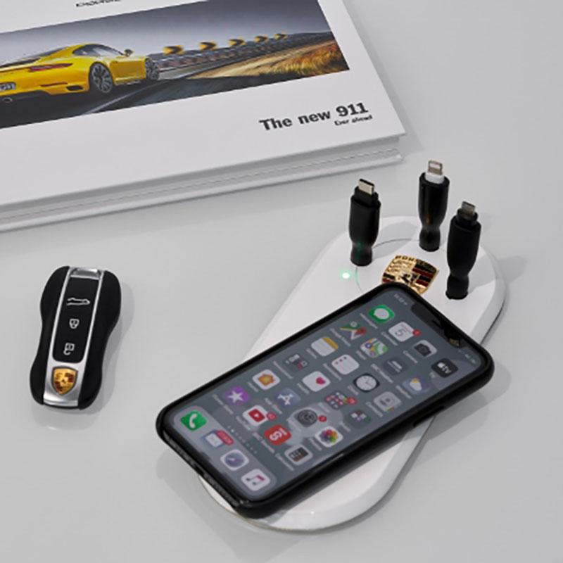 Chargeur Intex Porsche
