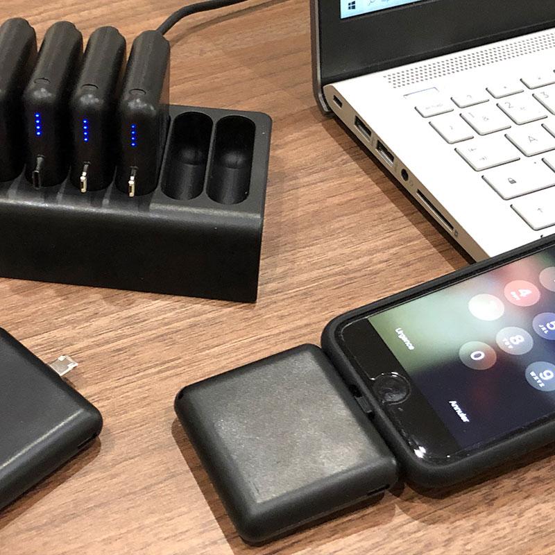 Batteries Mobil Compact appareils