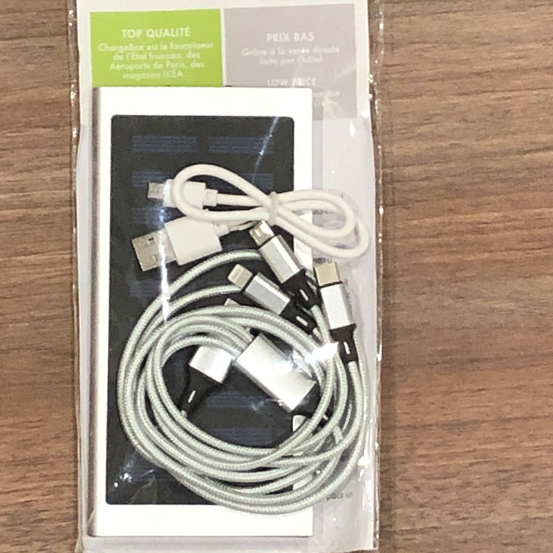 Pack eco charge emballage