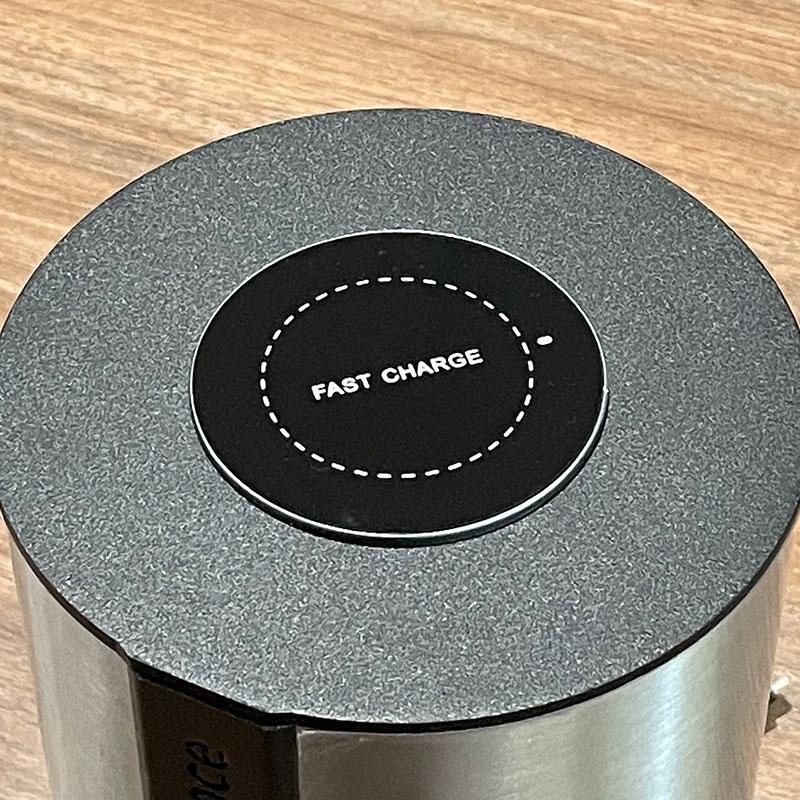 Chargeur de table Welcom technologie FastCharge