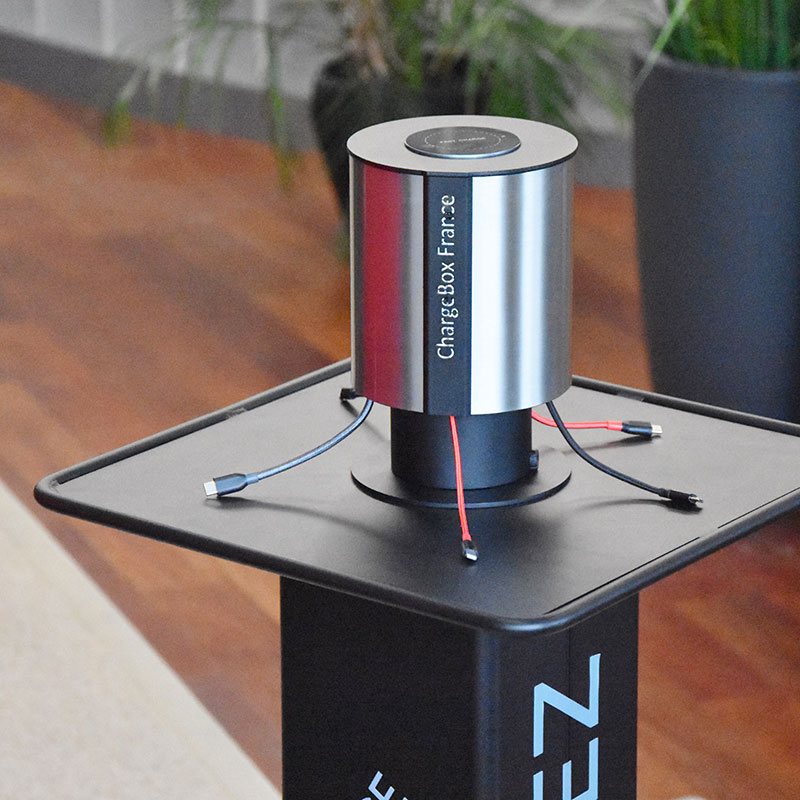 Chargeur Totem Welcom