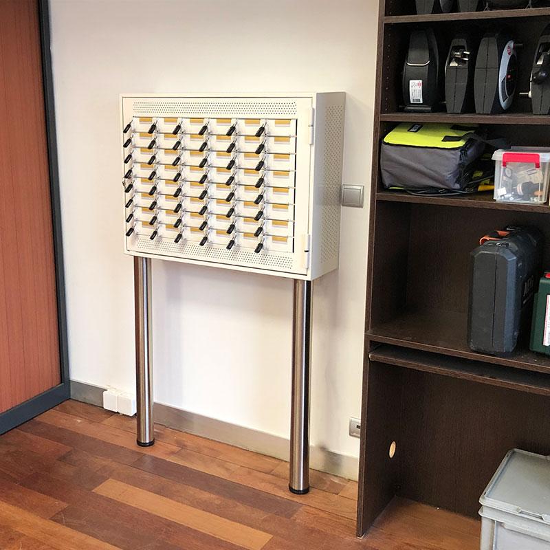 meuble de rechargement Team 48 entreprise