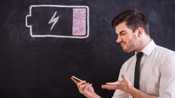 Cette technologie pourrait recharger complètement votre téléphone mobile en seulement cinq minutes