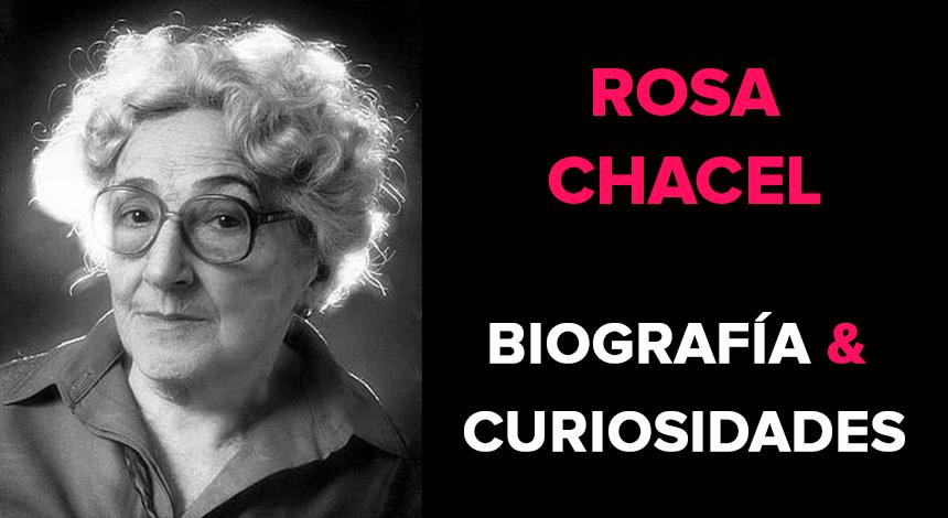 Rosa Chacel (1898-1994) – Biografía & Curiosidades