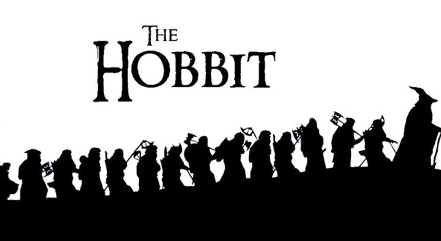 El hobbit me ha gustado, pero no mucho.