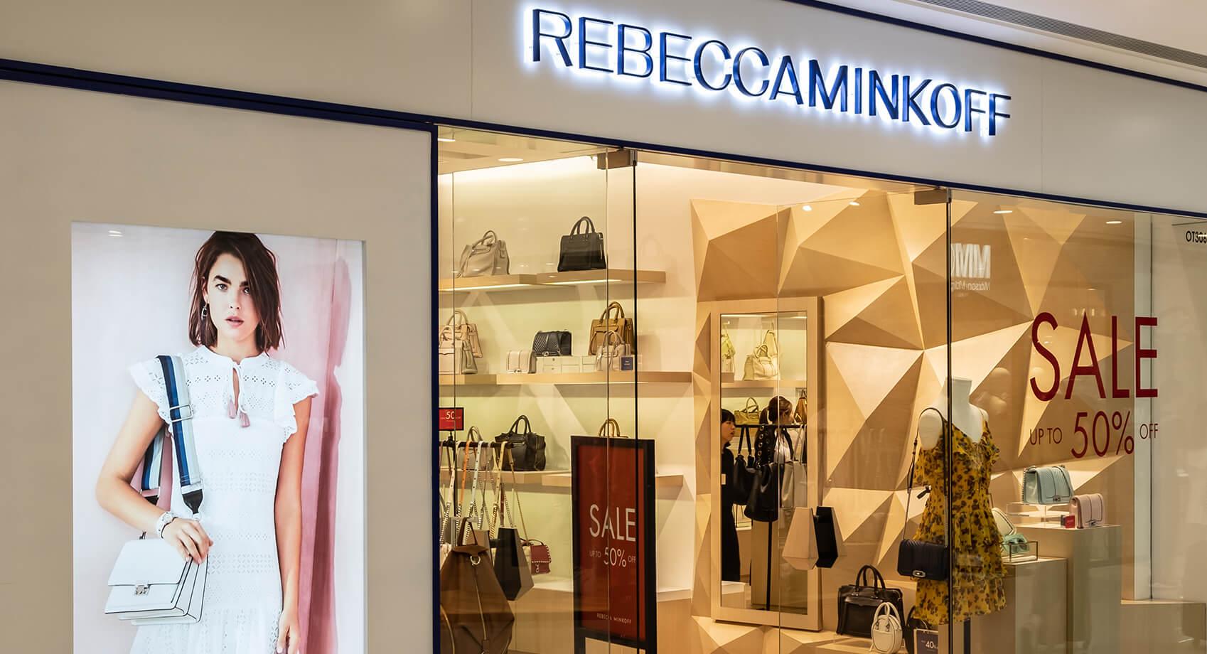 Rebecca Minkoff boutique
