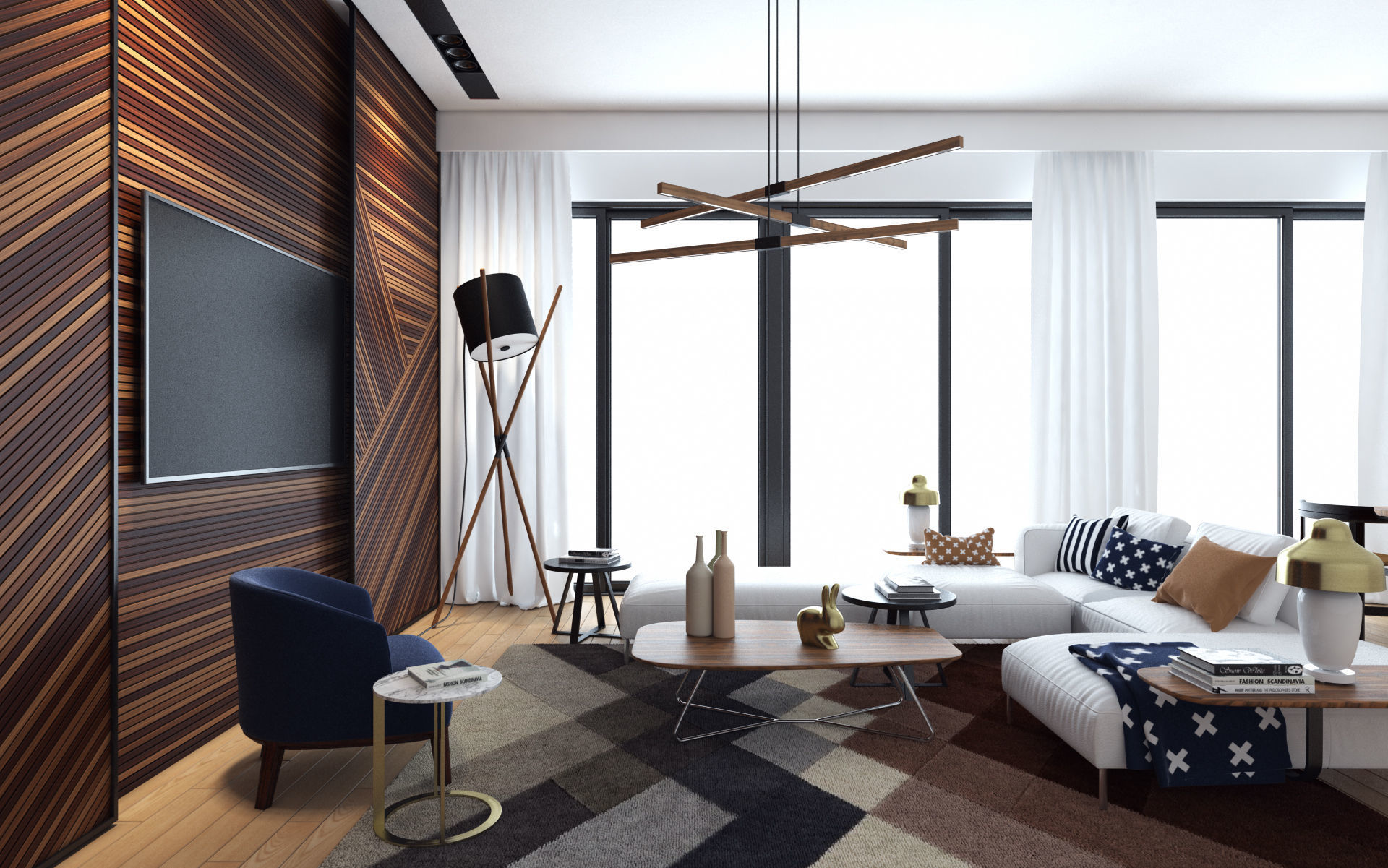 The Inspire Living Room