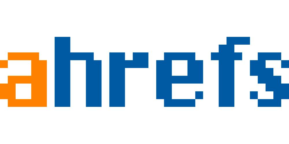 Logo - Ahrefs