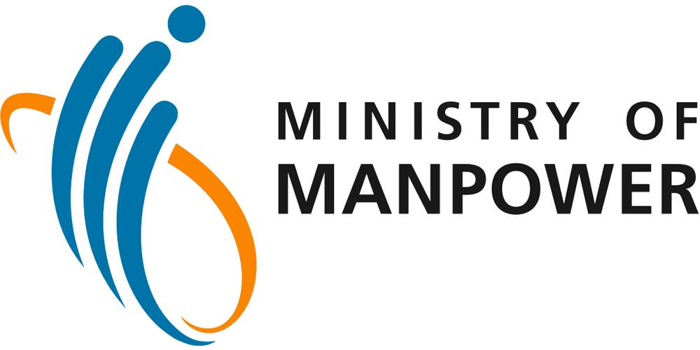 Logo - Ministry of Manpower Singapore (MOM)