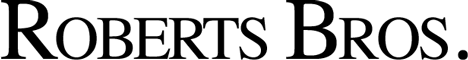 ronerts bros funeral home logo