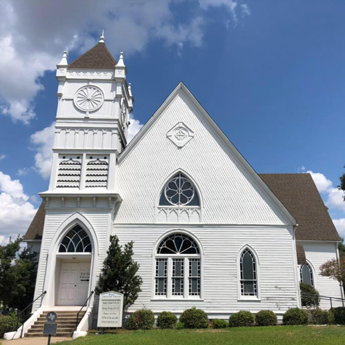 first church of brenham